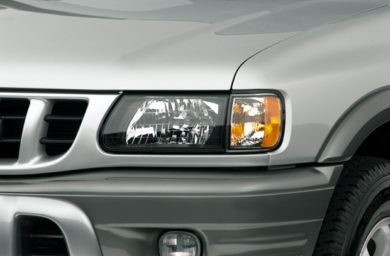 Headlamp  2001 Isuzu Rodeo Sport