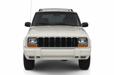 Grille  2001 Jeep Cherokee