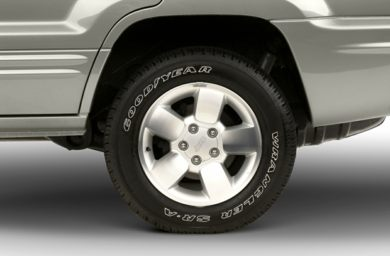Tires 2001 Jeep Grand Cherokee