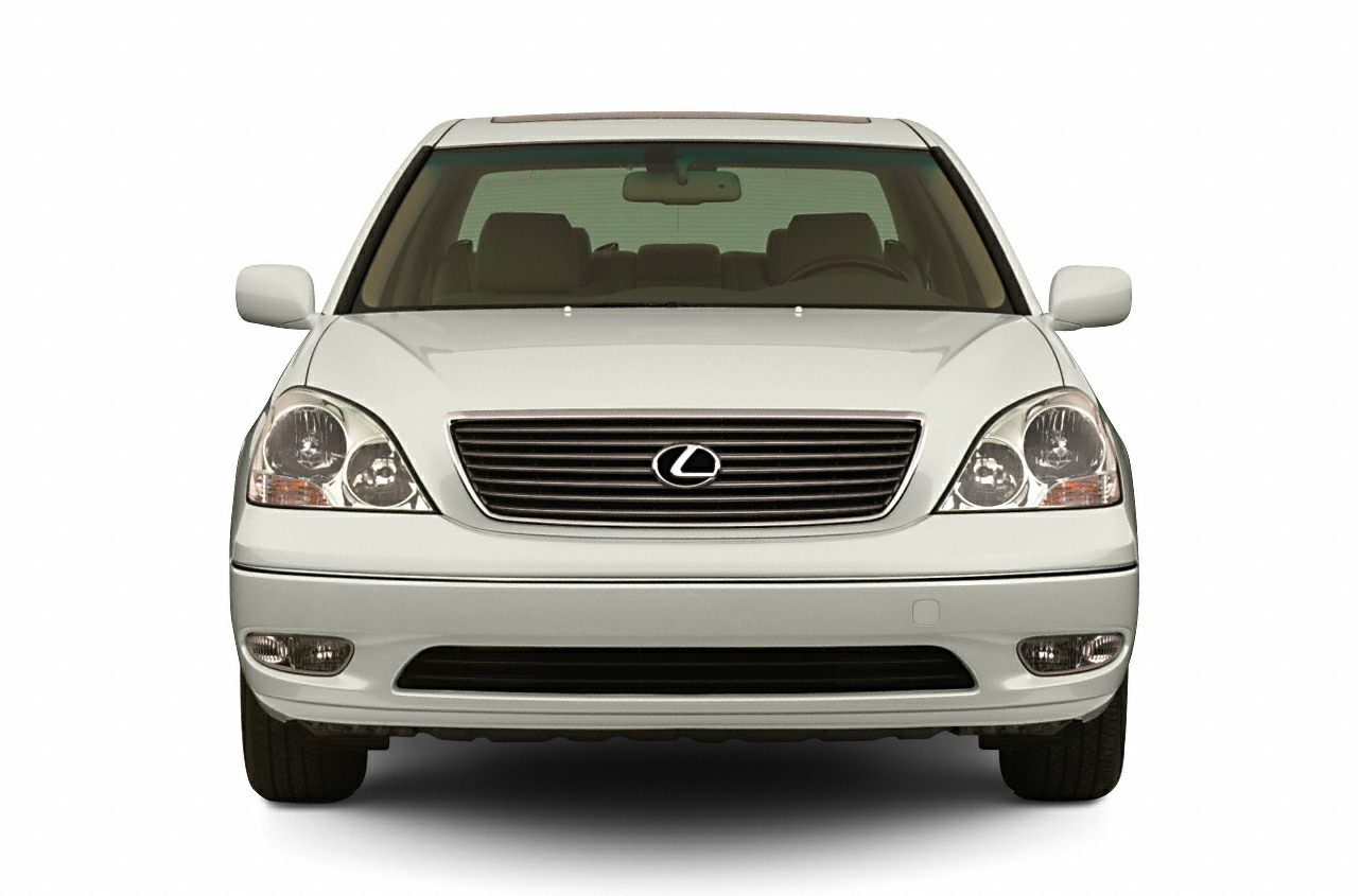 See 2001 Lexus Ls 430 Color Options Carsdirect