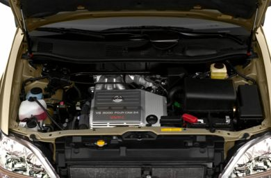 Engine Bay  2001 Lexus RX 300