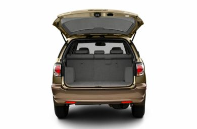 Trunk/Cargo Area/Pickup Box 2001 Lexus RX 300