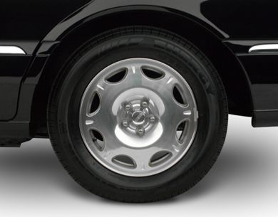 Tires 2001 Lincoln Continental