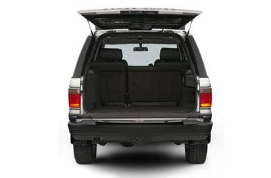 Trunk/Cargo Area/Pickup Box 2001 Land Rover Range Rover