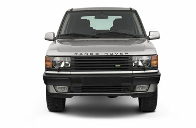 Grille  2001 Land Rover Range Rover