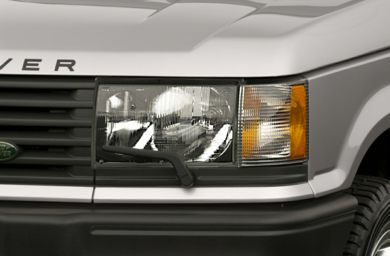 Headlamp  2001 Land Rover Range Rover