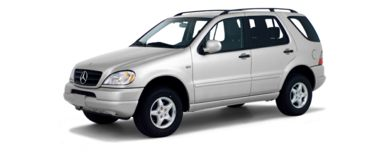 Profile 2001 Mercedes-Benz ML320