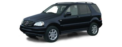 Profile 2001 Mercedes-Benz ML430