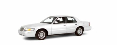 Profile 2001 Mercury Grand Marquis