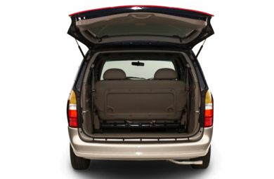 Trunk/Cargo Area/Pickup Box 2001 Mercury Villager