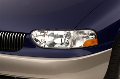 Headlamp  2001 Mercury Villager