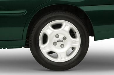 Tires 2001 Nissan Altima