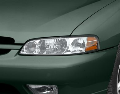 Headlamp  2001 Nissan Altima