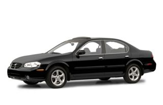 3/4 Front Glamour 2001 Nissan Maxima