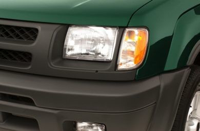 Headlamp  2001 Nissan Xterra