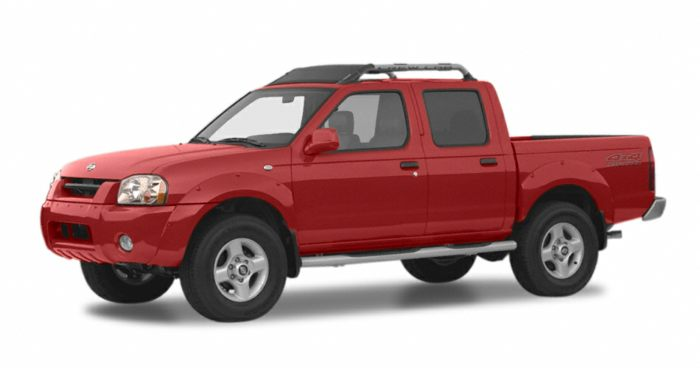 2001 nissan frontier specs safety rating mpg carsdirect. Black Bedroom Furniture Sets. Home Design Ideas