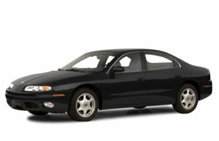 3/4 Front Glamour 2001 Oldsmobile Aurora