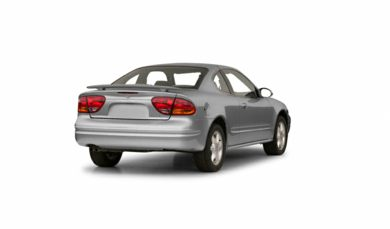 3/4 Rear Glamour  2001 Oldsmobile Alero
