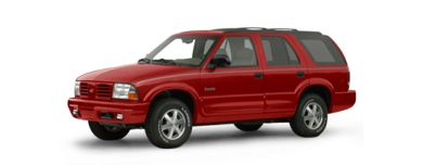 Profile 2001 Oldsmobile Bravada