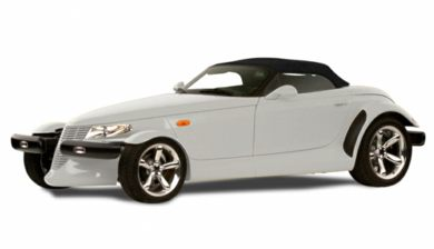 3/4 Front Glamour 2001 Plymouth Prowler