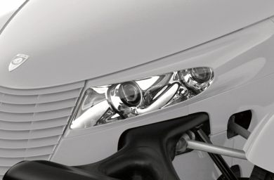 Headlamp  2001 Plymouth Prowler