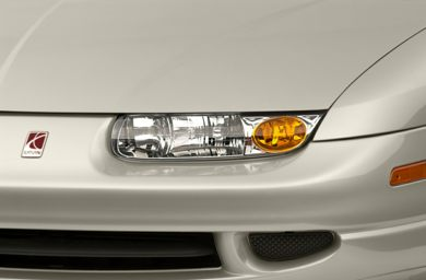 Headlamp  2001 Saturn SL1