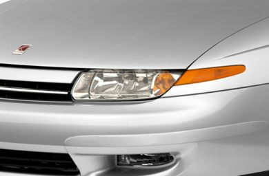 Headlamp  2001 Saturn LW300