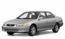 3/4 Front Glamour 2001 Toyota Camry