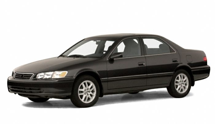 2001 toyota camry specs safety rating mpg carsdirect. Black Bedroom Furniture Sets. Home Design Ideas