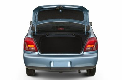 Trunk/Cargo Area/Pickup Box 2001 Toyota Echo