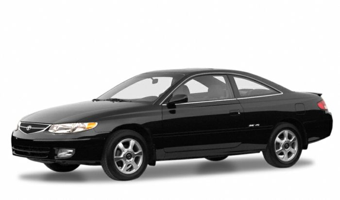 2001 toyota camry solara specs safety rating mpg. Black Bedroom Furniture Sets. Home Design Ideas