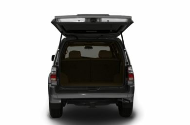 Trunk/Cargo Area/Pickup Box 2001 Toyota 4Runner