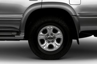 Tires 2001 Toyota 4Runner