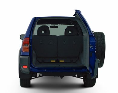Trunk/Cargo Area/Pickup Box 2001 Toyota RAV4