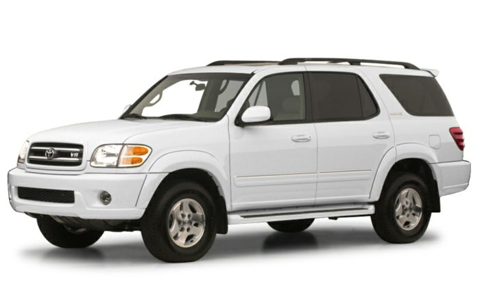 2001 toyota sequoia specs safety rating mpg carsdirect. Black Bedroom Furniture Sets. Home Design Ideas