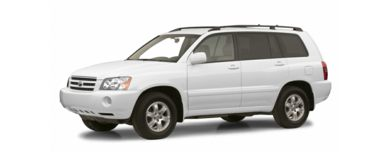 Profile 2001 Toyota Highlander
