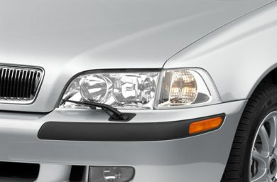 Headlamp  2001 Volvo V40