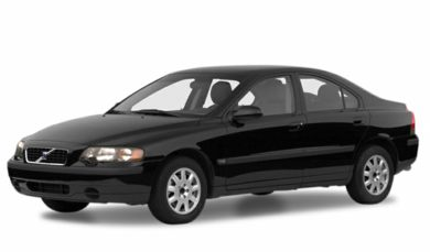 3/4 Front Glamour 2001 Volvo S60