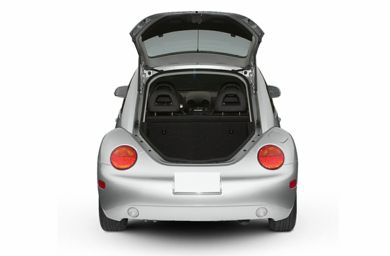 Trunk/Cargo Area/Pickup Box 2001 Volkswagen New Beetle