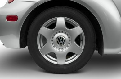 Tires 2001 Volkswagen New Beetle
