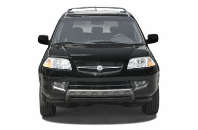 Grille  2002 Acura MDX