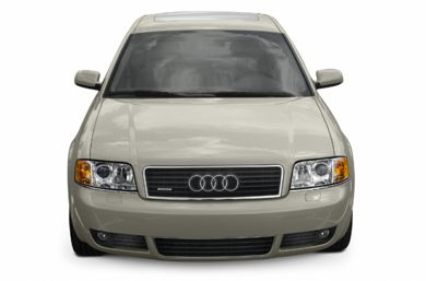 Grille  2002 Audi A6