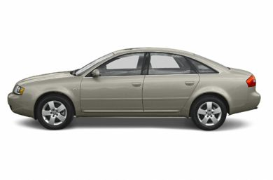 90 Degree Profile 2002 Audi A6