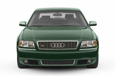 Grille  2002 Audi S8