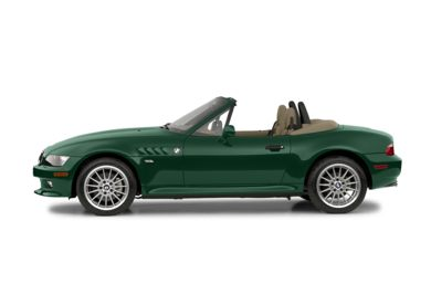 90 Degree Profile 2002 BMW Z3