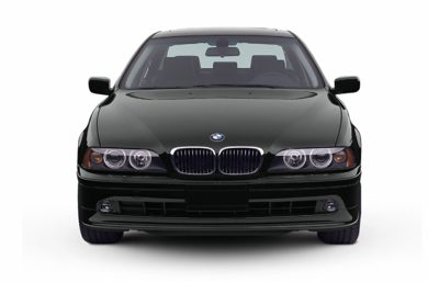 Grille  2002 BMW 540
