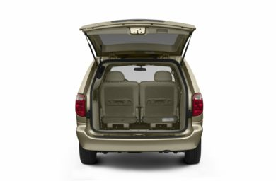 Trunk/Cargo Area/Pickup Box 2002 Chrysler Town & Country