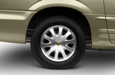 Tires 2002 Chrysler Town & Country