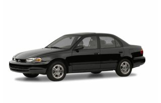 3/4 Front Glamour 2002 Chevrolet Prizm