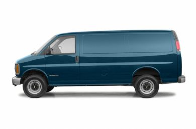 90 Degree Profile 2002 Chevrolet Express